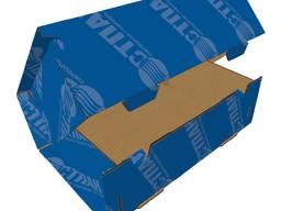 Самосборные плоские коробки