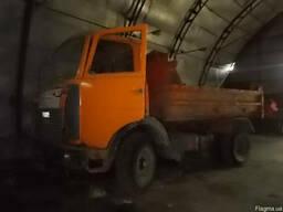 Самоскид МАЗ 5551