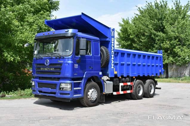 Самосвал 30 тонн Shacman карьерный