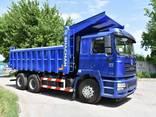 Самосвал 30 тонн Shacman карьерный - фото 6