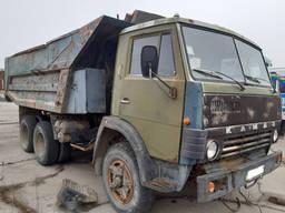 Самосвал КАМАЗ 5511, 1982г,