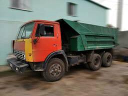 Самосвал КамАЗ 55111 в аренду