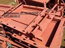 Засувка рейкова ручна 300х300