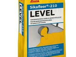 Самовыравнивающаяся минеральная стяжка на цементной основе Sikafloor-210 Level