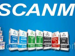 Самовыравнивающаяся смесь для пола Scanmix Conflow 100. ..