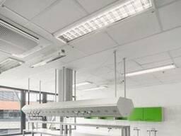 Самый большой выбор подвесных потолков с антибактериальным
