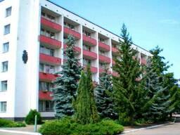 Санаторий «Дубрава» приглашает на отдых и лечение.