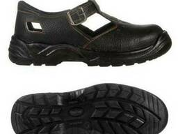 Обувь летняя рабочая, сандали юфтевые на ПУП, на полиуретане