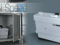 Насос для откачки сточных вод кухни Sanispeed SFA
