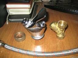 Сантехизделия согласно фото для фонтанчиков питьевых