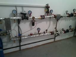 Сантехнические работы - водопровод/канализация/отопление