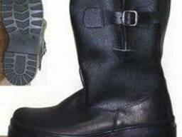 Сапоги рабочие, обувь для рабочих специальностей