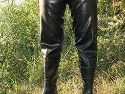 Сапоги рыбака заброды черные (от 40 по 46 размер)