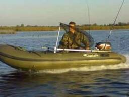 САР - 350 лодка Captain