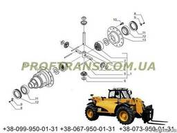 Сателиты Caterpillar CAT TH330 катерпилер Диск фрикционный