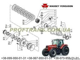Диск тормозной Massey Ferguson MF 8210, MF 8250