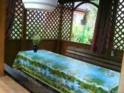 Сауна, Река, лес, красота. Сдам дом в Святогорске для отдыха.