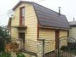 Сайдинг Block House
