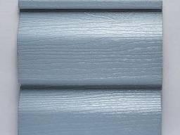 Сайдинг панель стеновая Премиум, цвет голубой