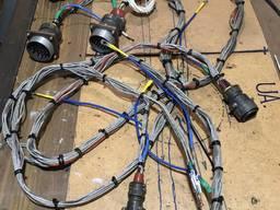Судовой СБГ 1600-1500 шлейф проводов для блоков возбуждения валоген