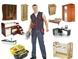 Сборка домашней корпусной мебели