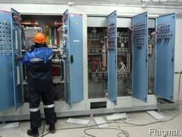 Сборка, производство щитового оборудования