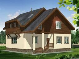 Сборно-разборные дома, модульные дома, домики из модулей, бы