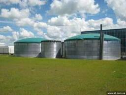 Сборные баки, ёмкости, резервуары для воды