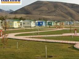 Сборные домики и коттеджи Кармод