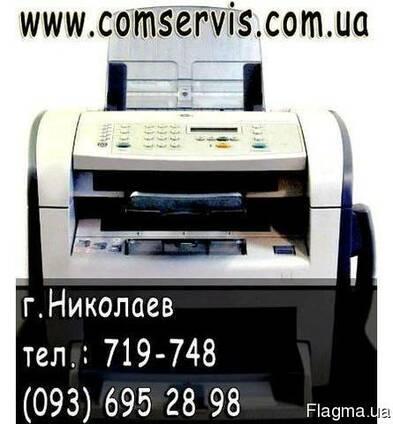 Сброс памперса принтеров Canon, Epson