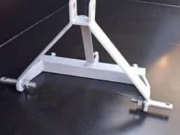 Сцепка трехточечная Булат на мототрактор