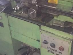 Schaublin 102N-VM токарно-винторезный станок высокоточный ф 200 L450