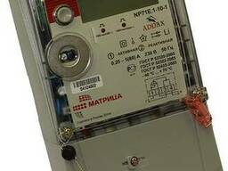 Счетчик электроэнергии NP-06 TD MME NP71E. 1-10-1 smart ims