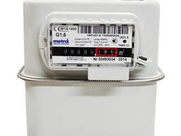 Счетчик газа Metrix G-1,6*3/4 с термокорректором