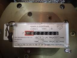 Счетчик газа типа GMS с вертикальным счетным механизмом