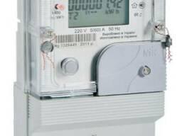 Счетчик однофазный многотарифный НІК 2102-01. Е2МСТ (220В. ..