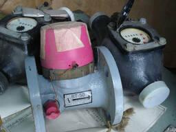 Счетчик воды MZ-50, ВТ-50, ВТГ-50, ВСКМГ-90-30/50 водомеры.