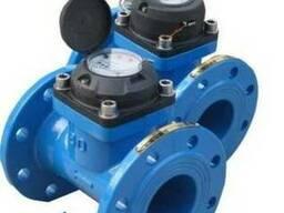 Счетчик воды (водомер) турбинный, тип MWN, Ду-125, Py16