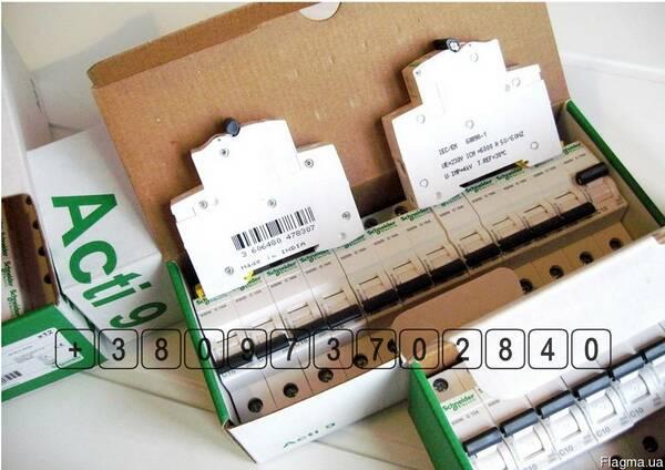 Schneider Electric, автоматы Acti 9 iC60N, Acti 9 lite K60N