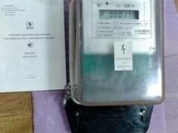 Счётчик электроэнергии Ф-610 на электровозы
