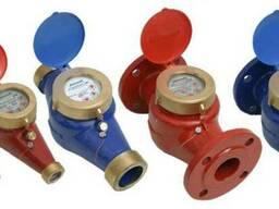 Счётчики воды многоструйные крыльчатые MTK-UA, MTW-UA