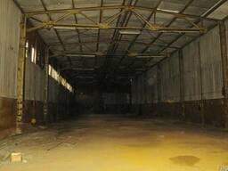 Сдача складского помещения