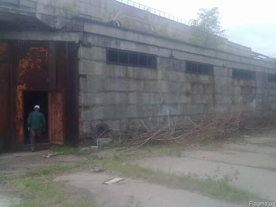 Сдается гаражный бокс 576м. кв Буденовский район, Донецк