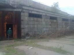 Сдается гаражный бокс 576м.кв Буденовский район,Донецк