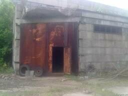 Сдается гаражный бокс 576м. кв Буденовский район, Донецк - фото 2