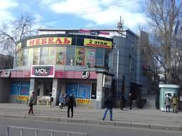 Сдается офисно-торговое помещение 340 м. кв, Донецк