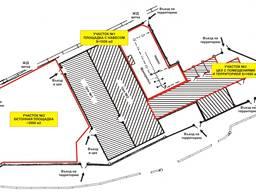 Сдается в аренду производственно-складская база в Херсоне (п