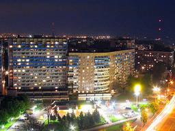 Сдам 2-к квартиру с Красивым ночным видом