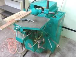Горизонтально сверлильный и фрезерный станок для деревообработки и оборудование