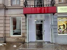 Сдам фасадное помещение на Троицкой/Пушкинской.